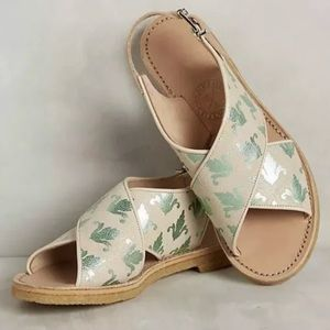 Penelope Chilvers Anthropologie Sandals